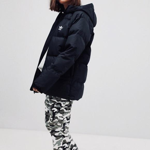 ad50545aaf74 NEW Adidas Originals Reversible Coat